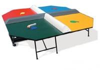 שולחן פינג פונג 360 XL - טניס שולחן