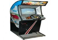 מכונת משחק מירוץ מכוניות